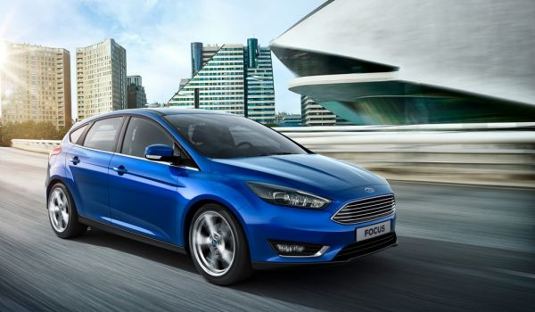 Ford Focus хетчбэк